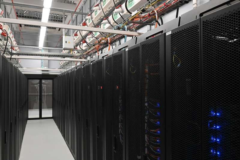 What makes a data center work?